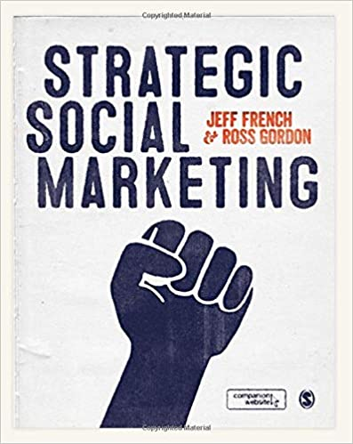 Strategic Social Marketing French Jeff